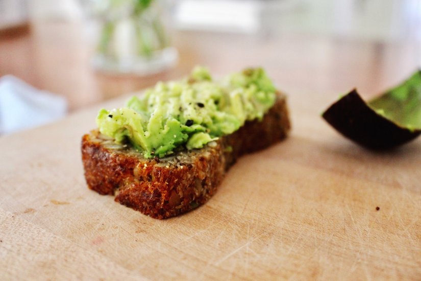 seeduction avocado toast