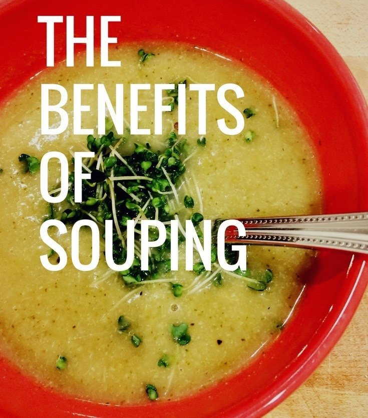 the benefits of souping