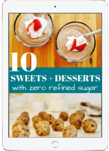 10 sweets and desserts preview image