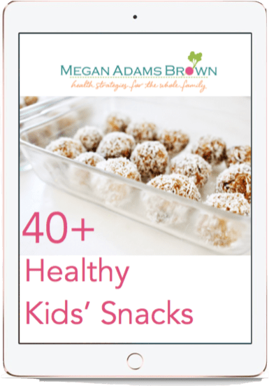 40 kids snacks