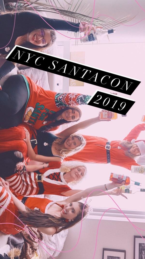 Santacon Outfit Ideas