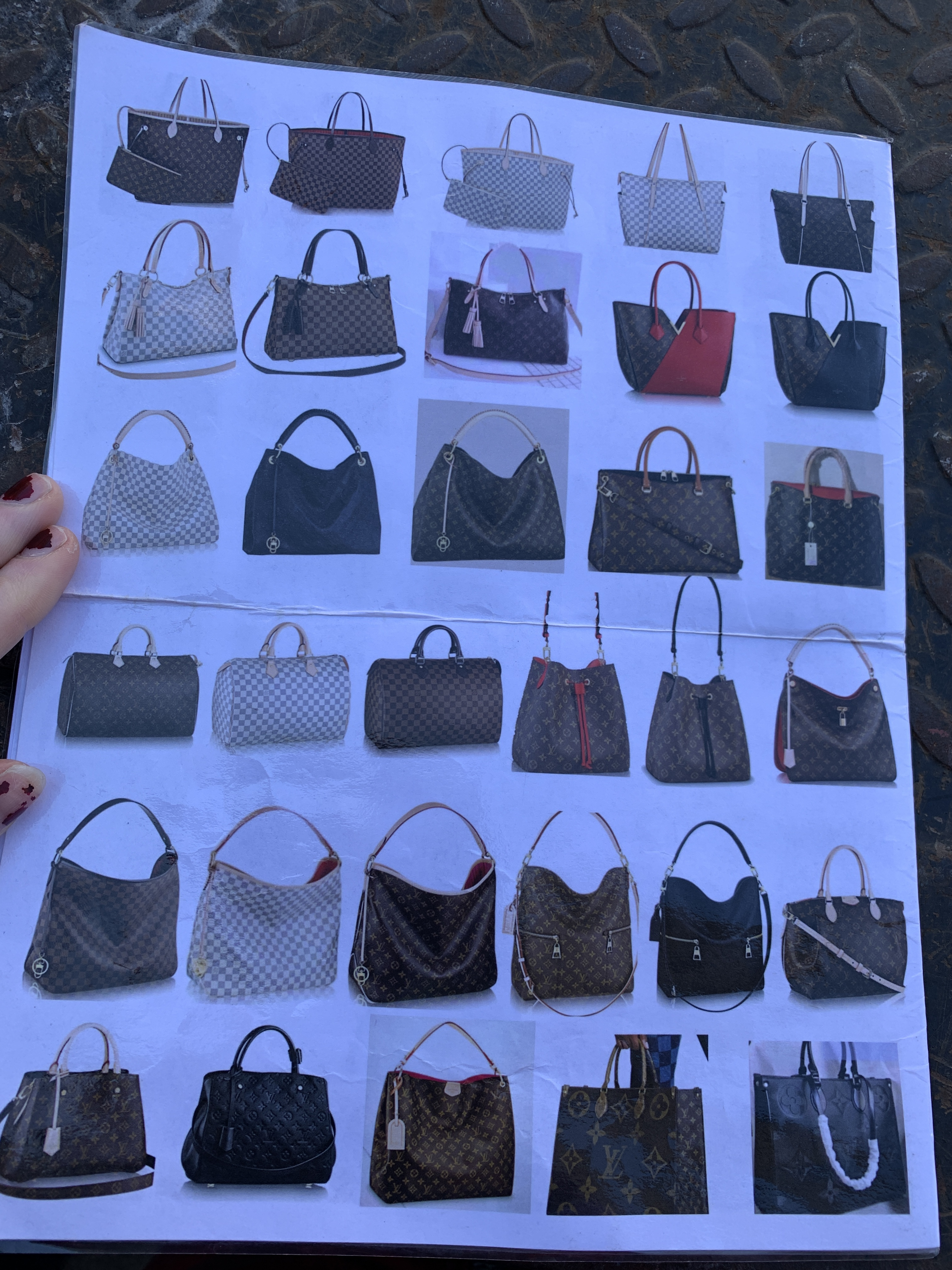 How to Find Designer Dupe Bags for $20 | Canal Street NYC | Lexington Ave NYC