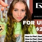 David Yurman Dupes Youtube