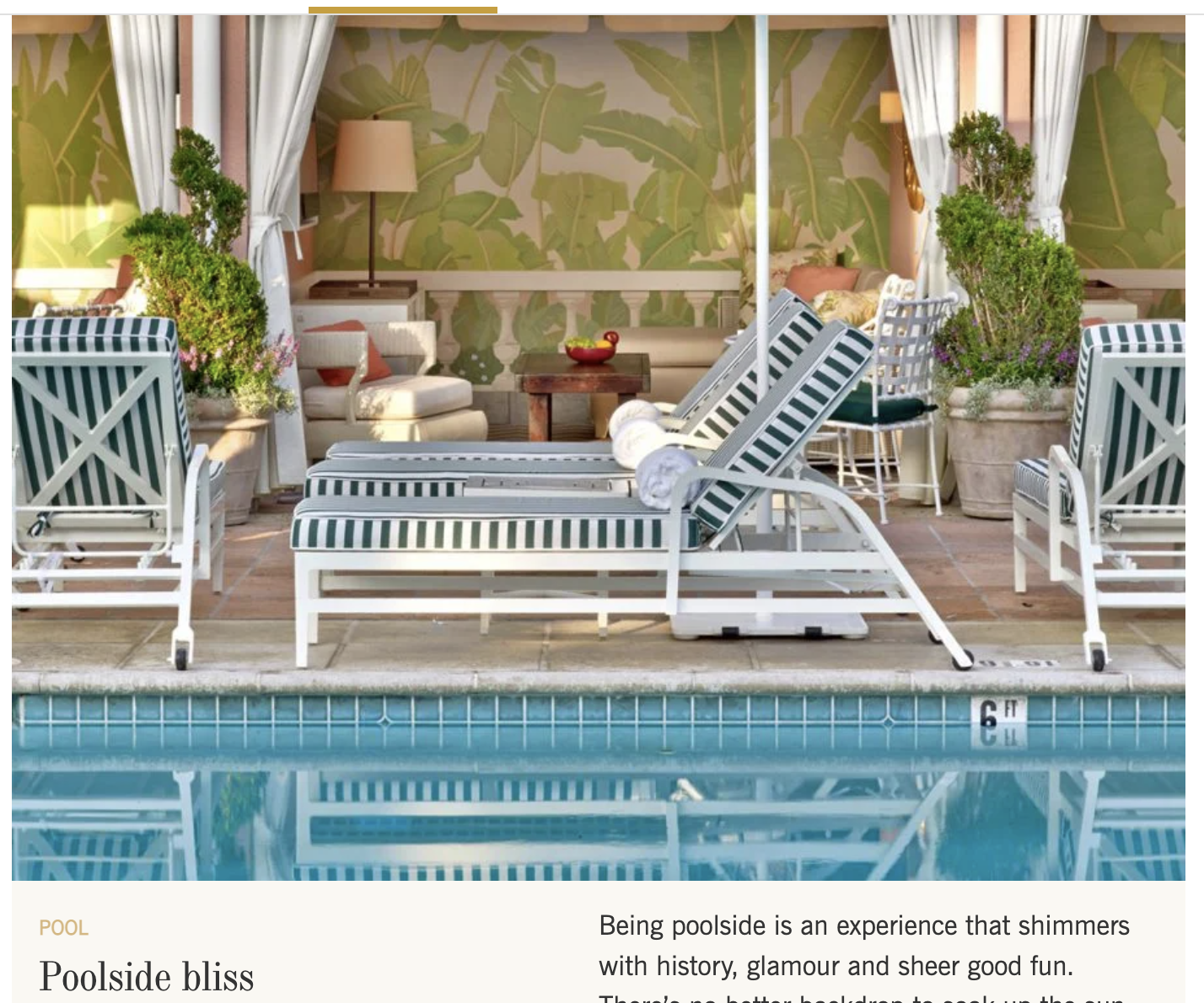Bring the Iconic Beverly Hills Hotel Aesthetic to your own Home & Wardrobe