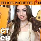 BEST MATCH YET $34 LOUIS VUITTON DESIGNER DUPE FÉLICIE POCHETTE MONOGRAM BAG | DHGate.com