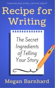 Recipe for Writing Megan Barnhard