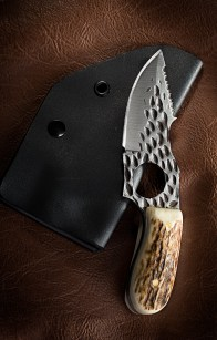 Knife on Leather