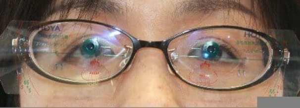 遠近眼鏡5250