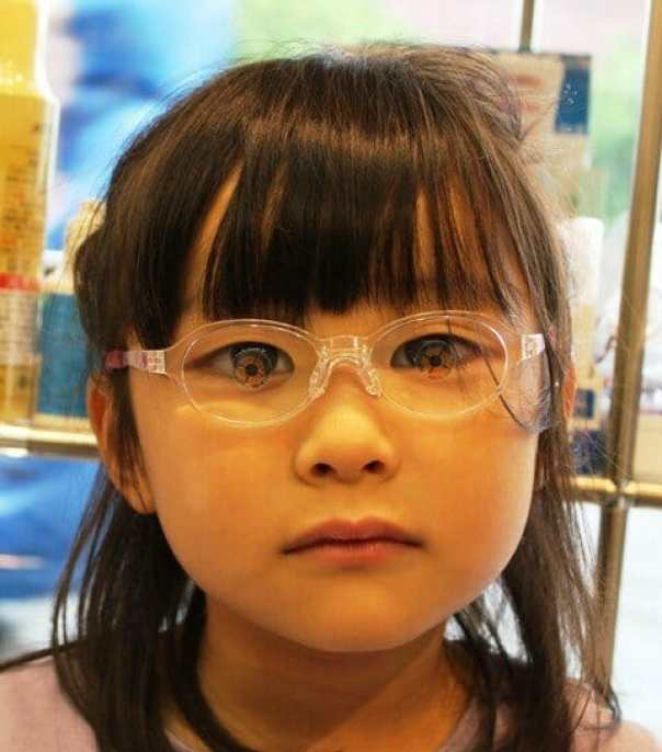 弱視等治療用眼鏡1 保護者了解済