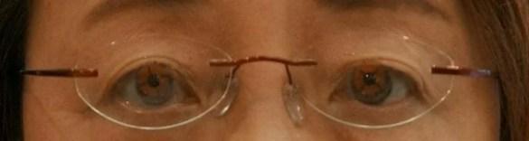 単焦点眼鏡 遠用