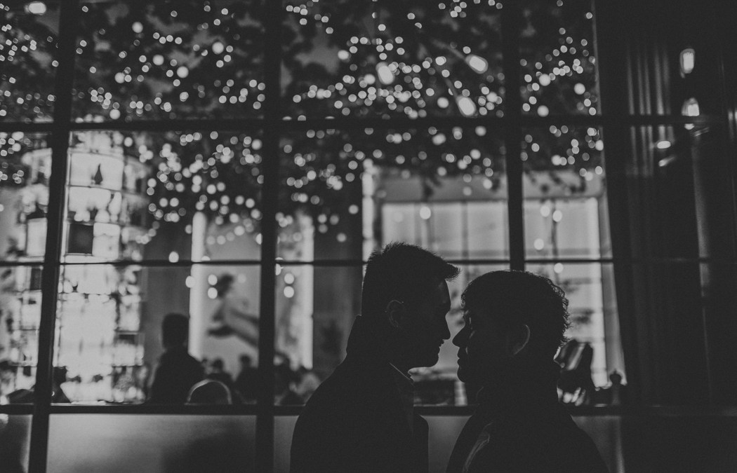 INTIMATE SAME SEX LONDON PROPOSAL PHOTOGRAPHY: AT RISTORANTE FRESCOBALDI – STANLY + DAN