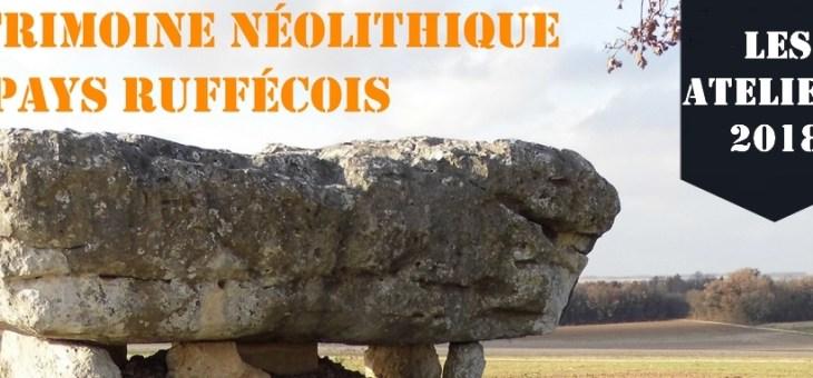 Les ateliers néolithiques : la fouille archéologique