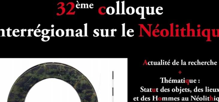 32e colloque InterNéo (Le Mans, Sarthe)
