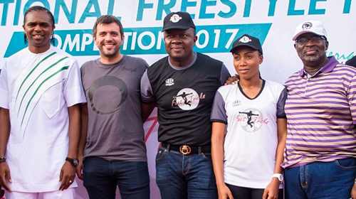 McCarthy Obanor wins Nigeria National Freestyle Championships, Goes Home with Car, N1m