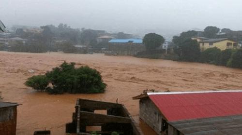 Sierra Leone: Kalu sympathises with President Koroma over mudslide, flood