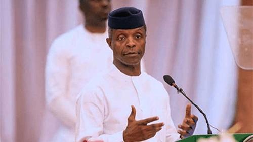 Osinbajo assigns portfolios to ministers