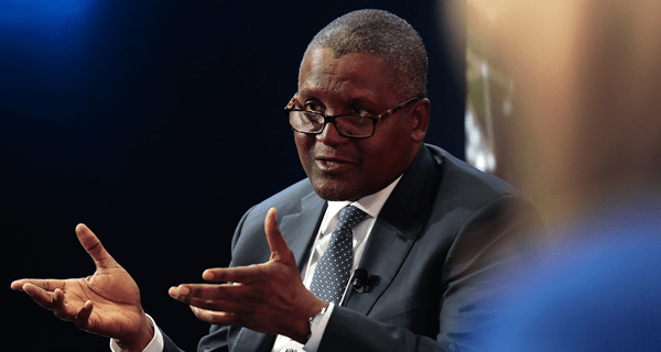 Dangote Refinery project to boost activities in downstream, says Lagos Chamber of Commerce and Industry (LCCI)