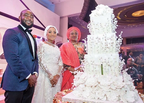 Bill Gates Ghanas President Eminent Nigerians Attend Wedding