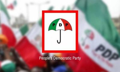 PDP sues Buhari over presence of Nigerien governors at his rally