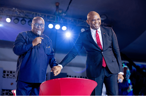 Entrepreneurship is the key to unlocking economic development on our continent, says Tony Elumelu