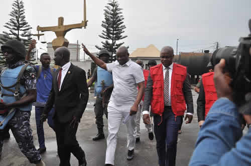 BREAKING: 'Fayose granted bail with sum of N50m bond…'