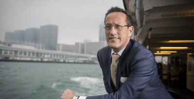 I live in London, NY because there's no discrimination against gays like me – Richard Quest