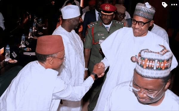 Buhari Just Told Us The Economy Is In Bad Shape, says Gov Yari