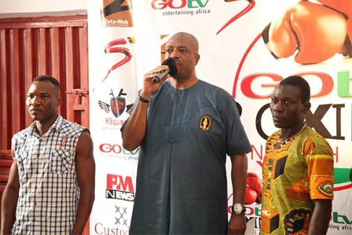 30 Fans To Get Free Decoders At GOtv Boxing Night 17