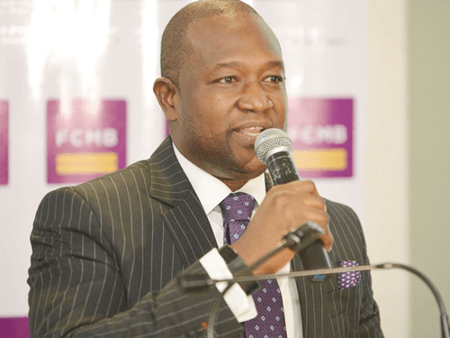 FCMB Supports Society for the Blind