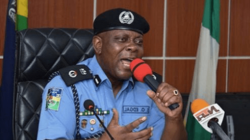 Police declare NURTW chieftain wanted over disruption of Lagos APC rally