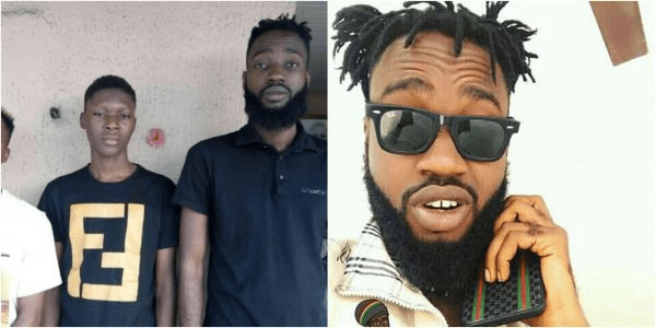 Popular Yahoo Boy Ugly Rex, two others arrested by EFCC