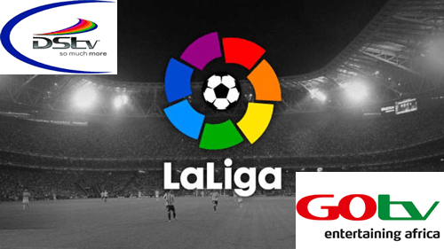 Crunch La Liga Fixtures To Be Broadcast On DStv, GOtv