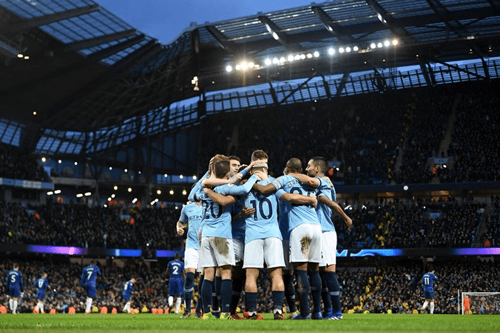 EPL: Manchester City humiliate Chelsea