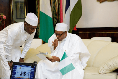DSS Replaces President Buhari's CSO For Turning Himself To A 'One-Man Cabal'