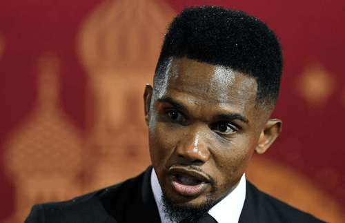 Former Barcelona and Chelsea striker Samuel Eto'o facing paternity lawsuit over 19-year-old girl he allegedly fathered