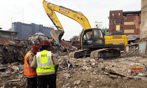 No death recorded in Ibadan building collapse
