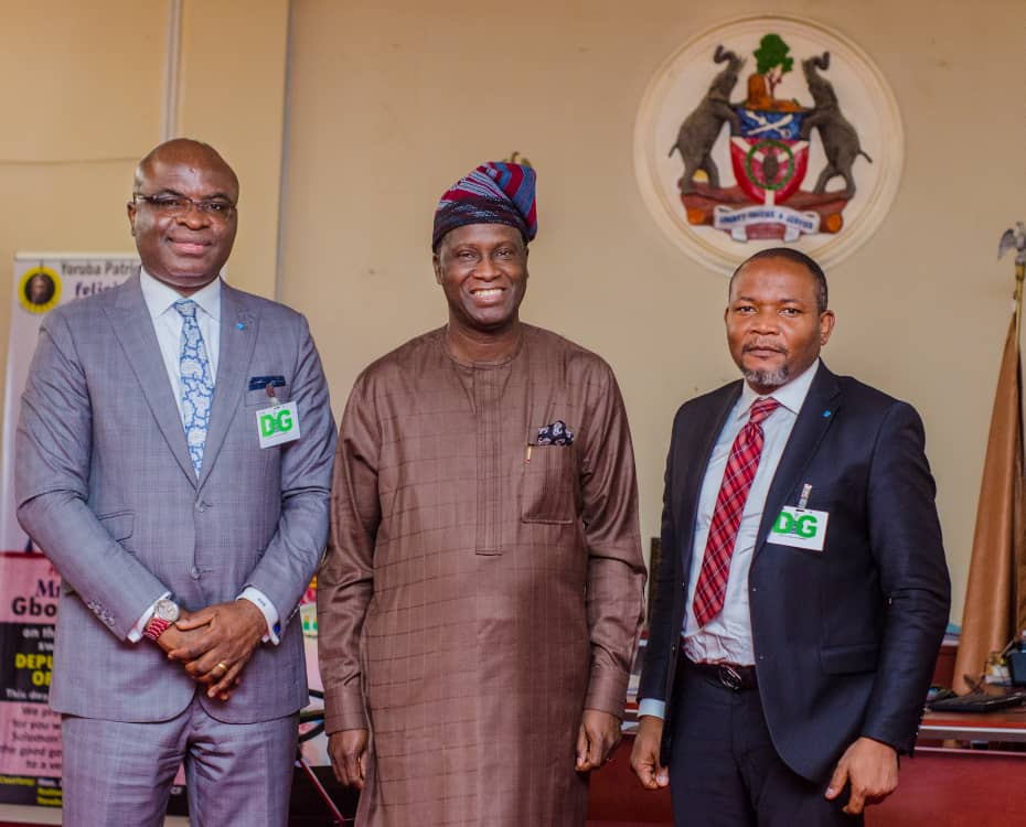 Photo News: Keystone Bank visits State of Osun Government