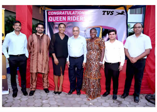 Simba Group, TVS celebrate International Women's Day