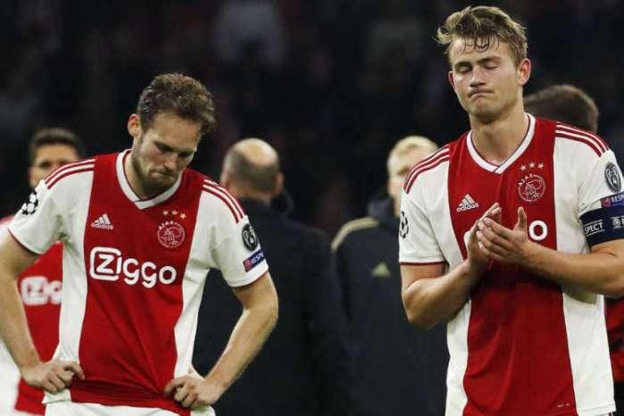 Jose Mourinho slams Daley Bind, Matthijs de Ligt after Tottenham comeback at Ajax