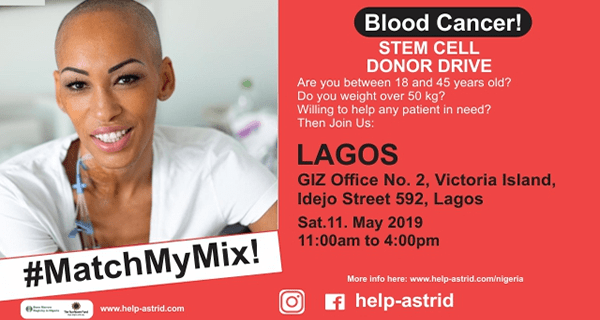 CSR: Dana Air Joins Call for Stem Cell Donors for Cancer Patient