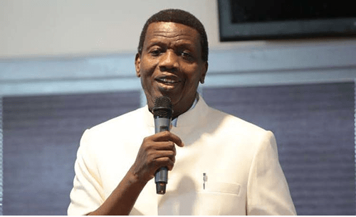 Insecurity: Pastor Adeboye cautions against abrupt sack of security chiefs