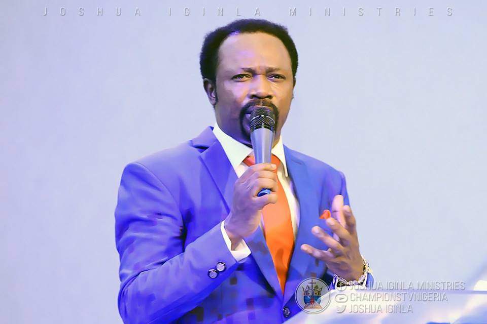 Bro. Joshua Iginla: An epitome of God's vision, mission and passion