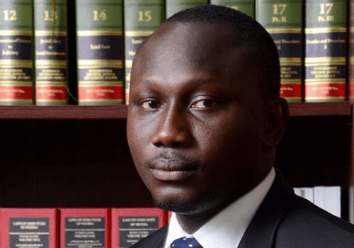 34-year-old Unilorin Graduate Makes History As Nigeria's Youngest SAN Ever