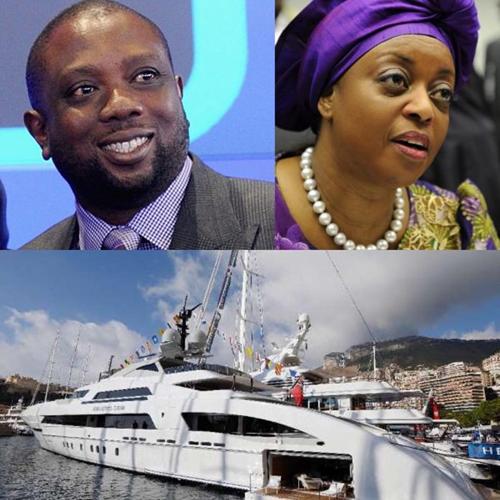 $50 million yacht linked to Diezani's ally Kola Aluko sold
