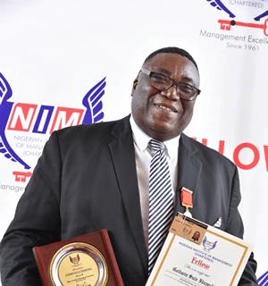 EKEDC spokesperson, Idemudia, bags NIM Fellowship