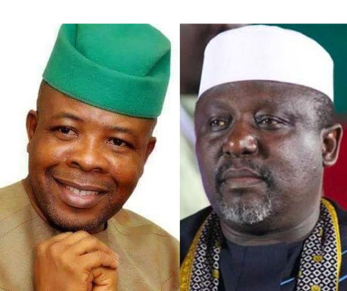 Ihedioha orders arrest of Okorocha; 20 govt vehicles, four speed boats allegedly hidden in ex-governor's residence