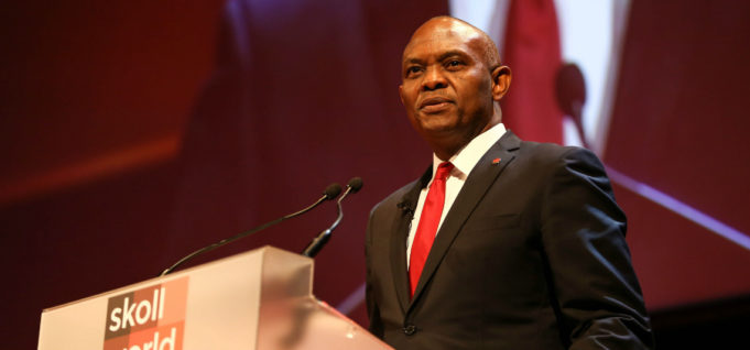 Elumelu urges Japan to invest $2.5bn, empower African entrepreneurs