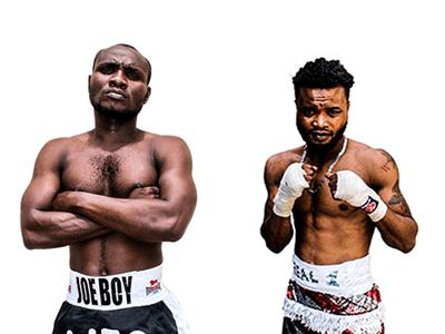 GOtv Boxing Night 20: Oladosu'll See Something Worse than Hell- Joe Boy