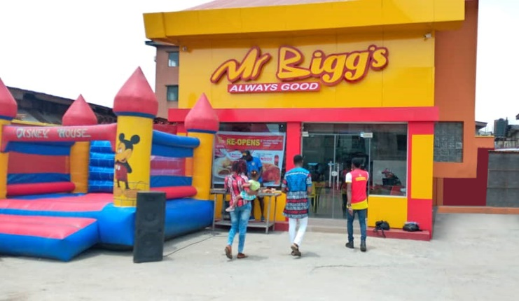 MR BIGG'S RAISES THE BAR IN CUSTOMER EXPERIENCE DELIVERY