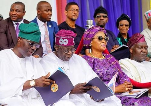 What Mobolaji Johnson told me about Obasanjo – Tinubu